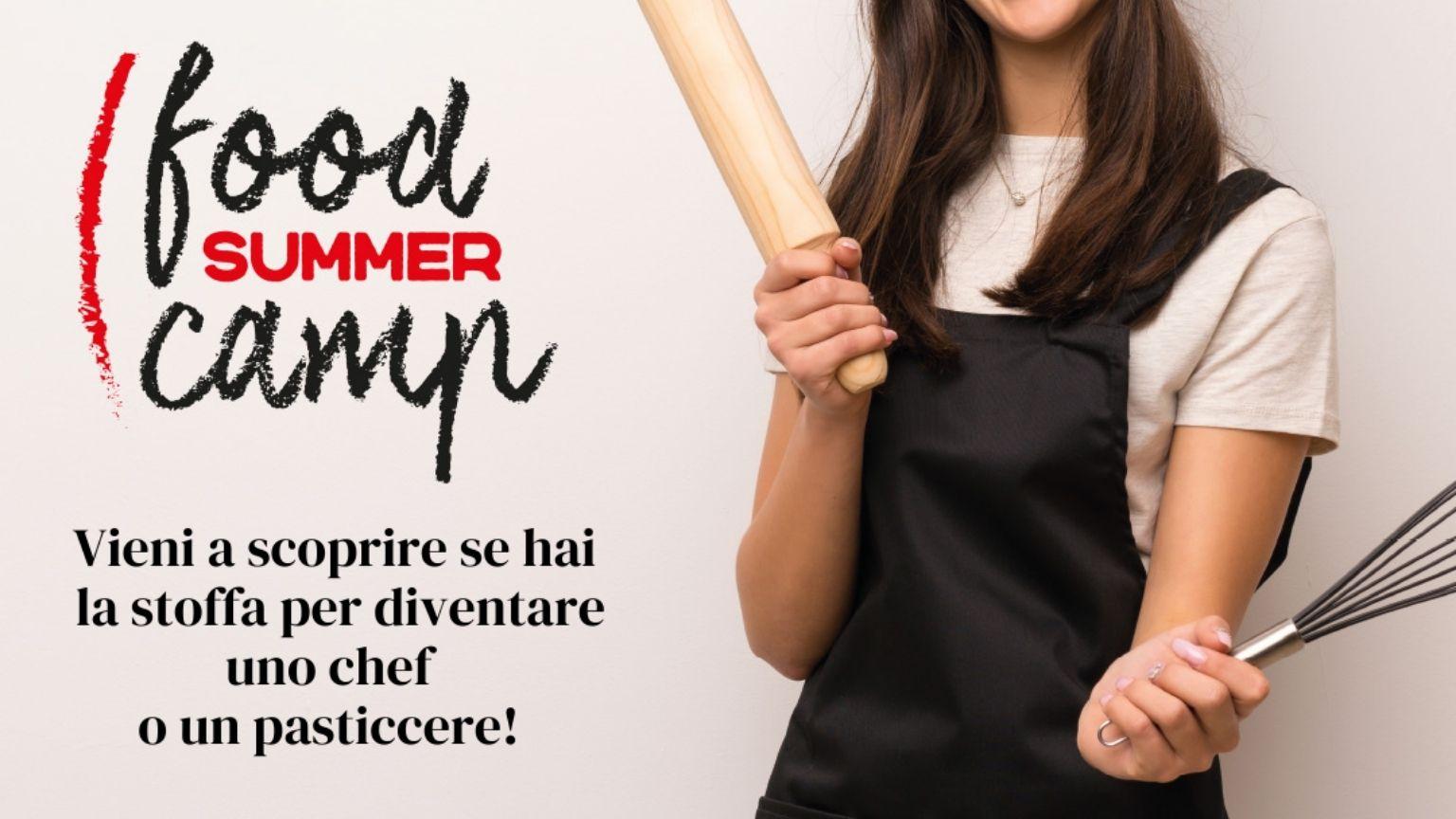 FOOD SUMMER CAMP 2021